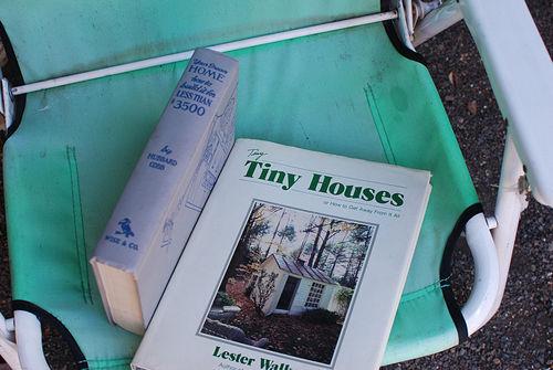 tiny house books